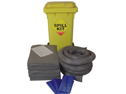 200 Litre General Purpose Mobile Spill Kit