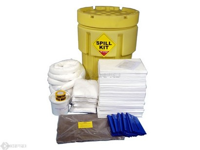 250 Litre Overpack Oil and Fuel Spill Kit