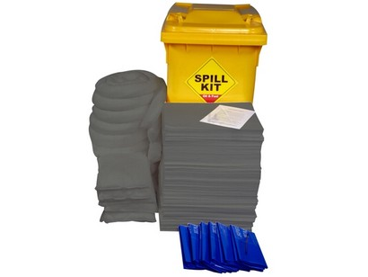 300 Litre General Purpose Mobile Spill Kit